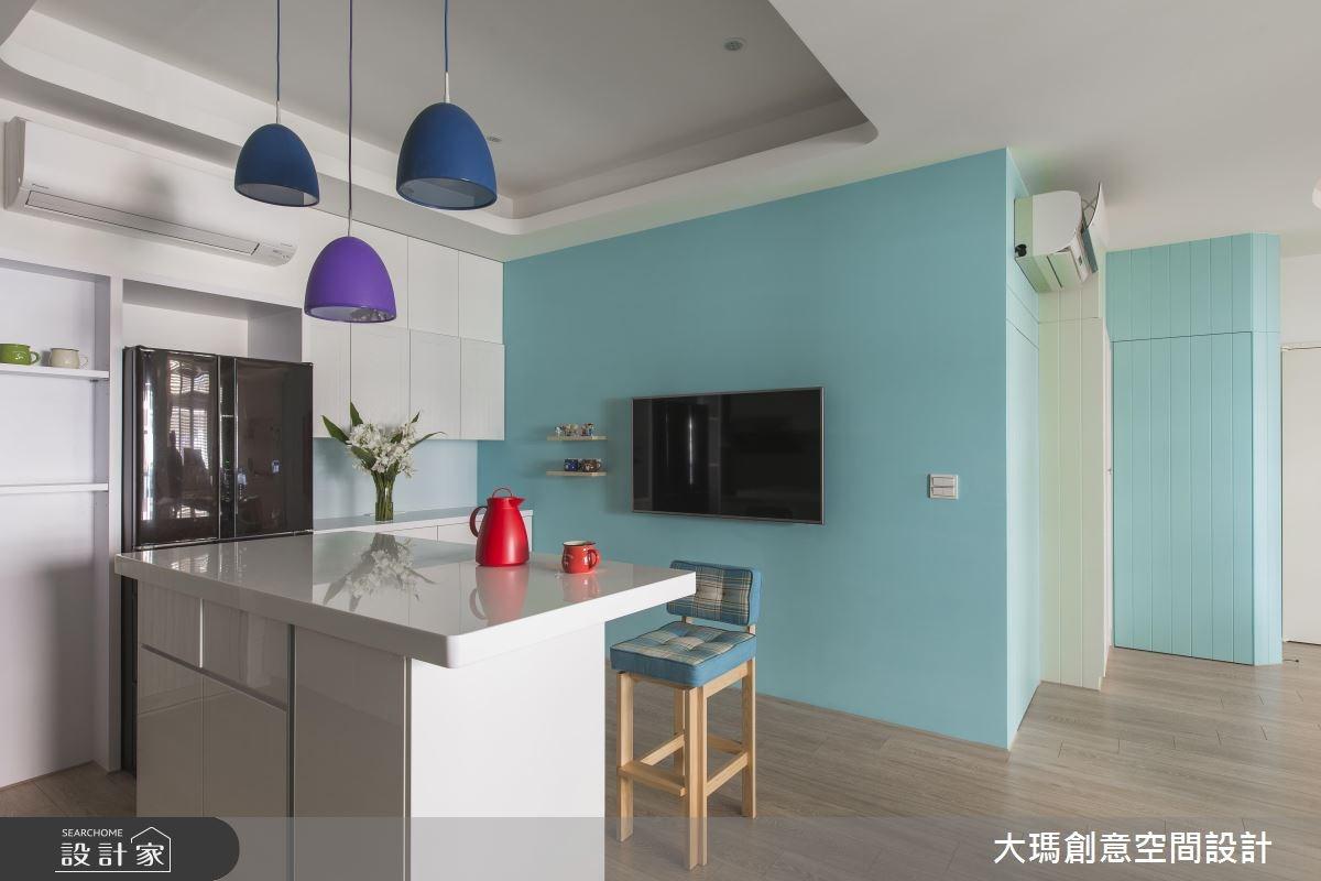 25坪中古屋(5~15年)_混搭風餐廳案例圖片_大瑪創意空間設計有限公司_大瑪_06之3
