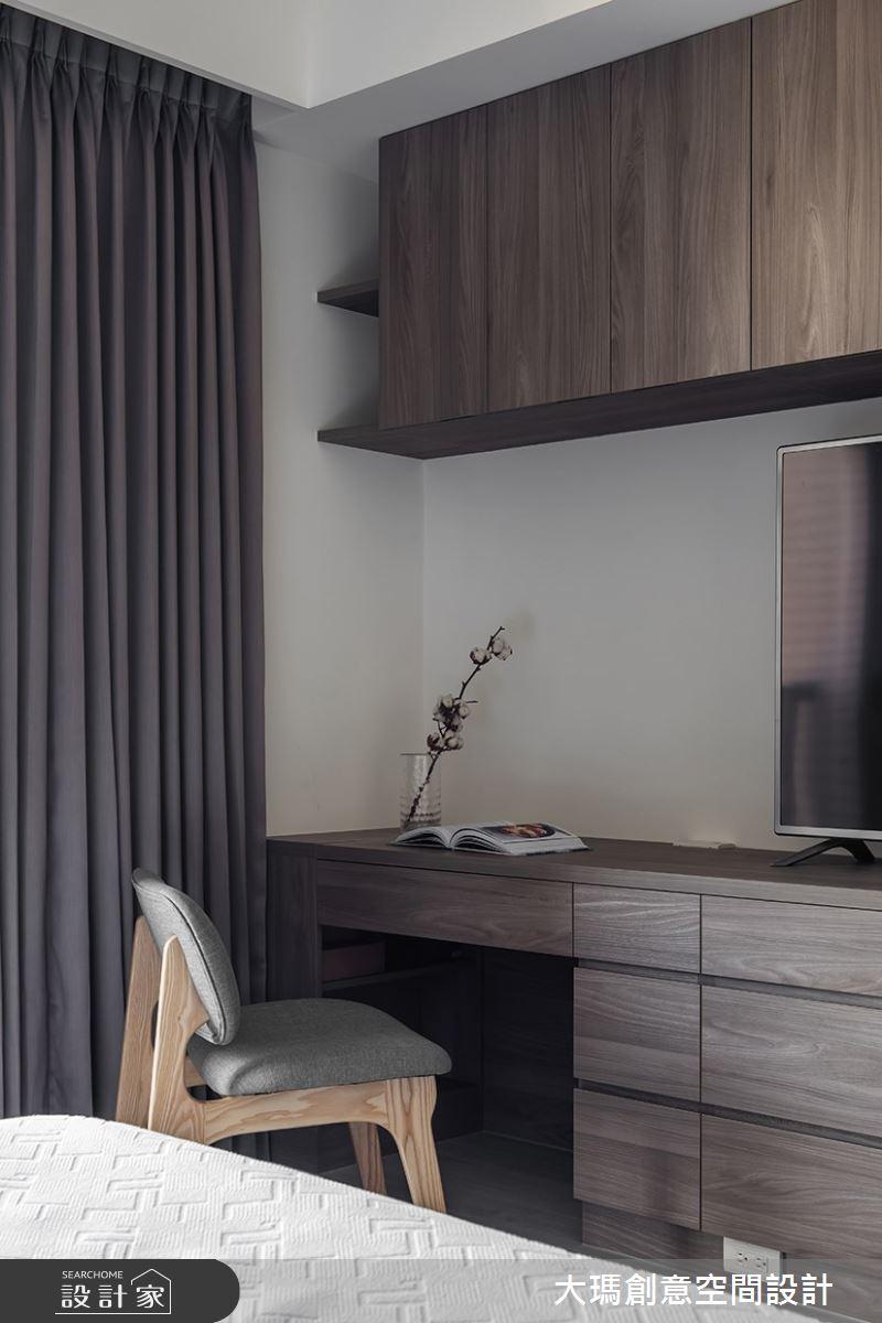 35坪新成屋(5年以下)_混搭風臥室案例圖片_大瑪創意空間設計有限公司_大瑪_12之29