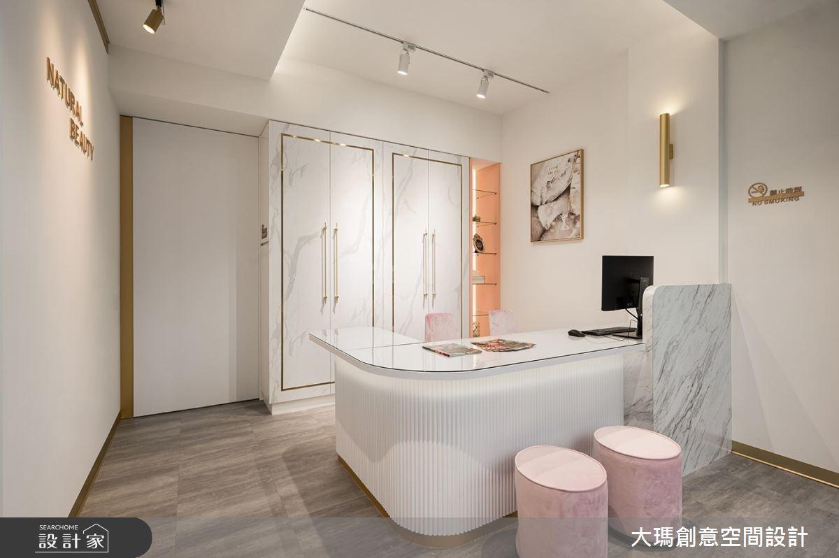 45坪新成屋(5年以下)_輕奢風商業空間案例圖片_大瑪創意空間設計有限公司_大瑪_20之2