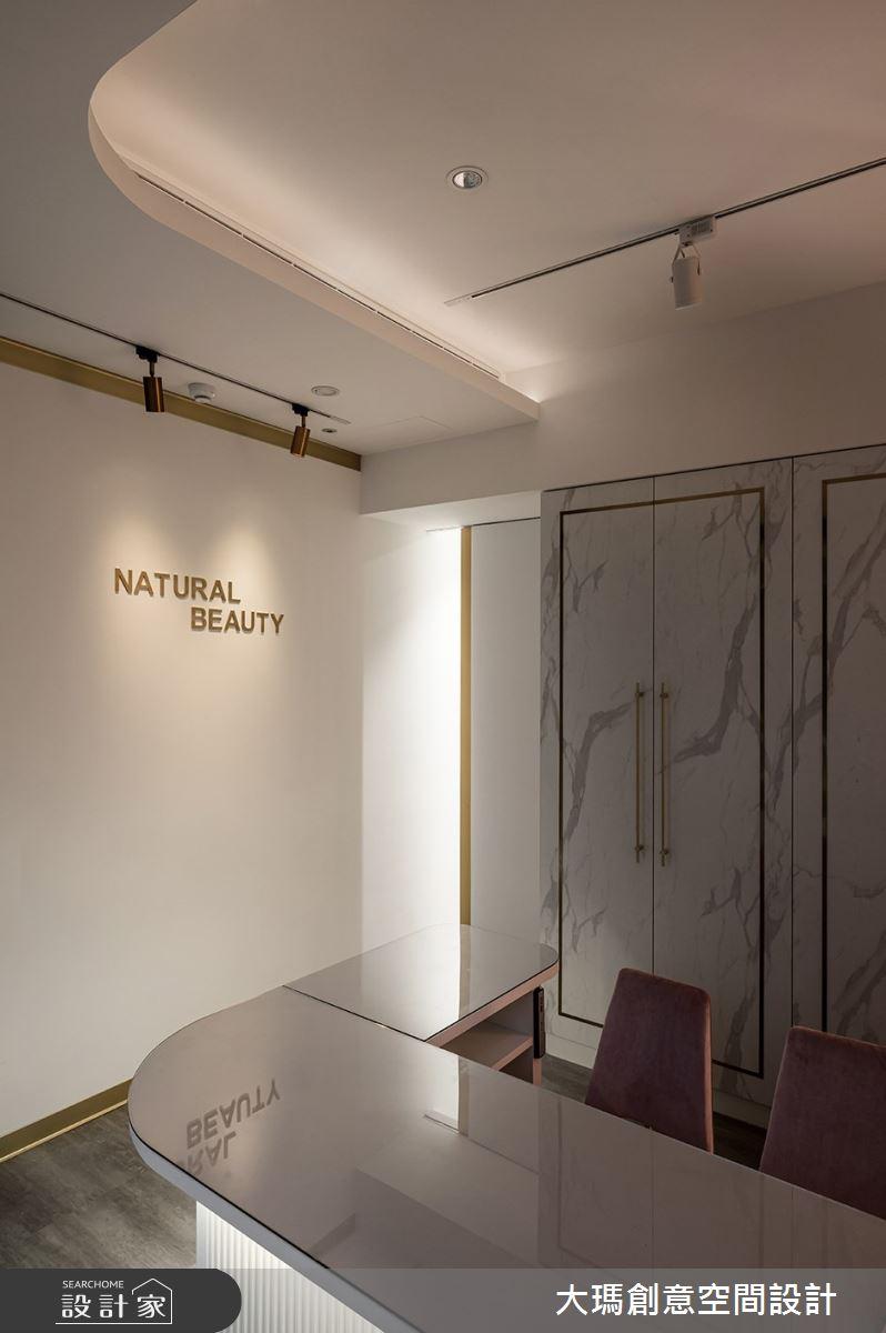 45坪新成屋(5年以下)_輕奢風商業空間案例圖片_大瑪創意空間設計有限公司_大瑪_20之4