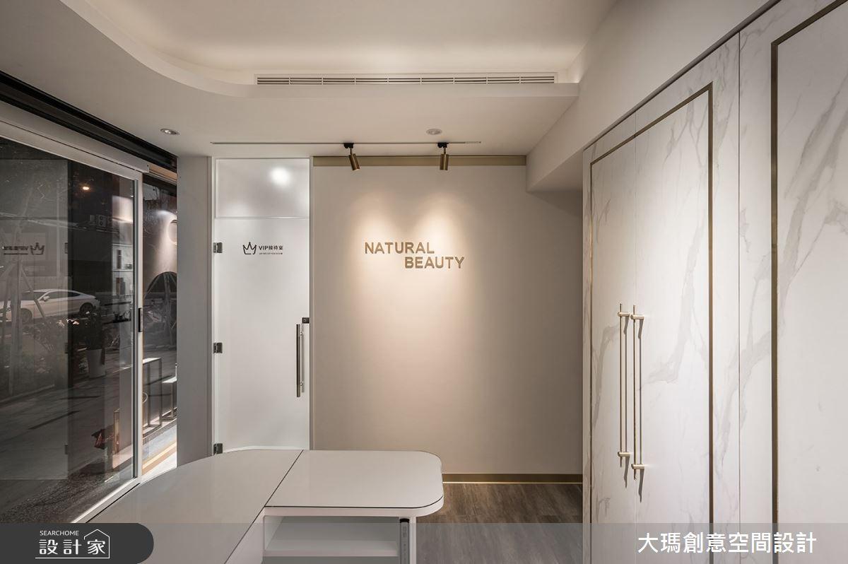 45坪新成屋(5年以下)_輕奢風商業空間案例圖片_大瑪創意空間設計有限公司_大瑪_20之3