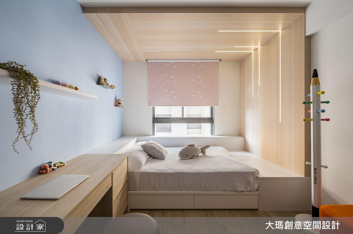 42坪新成屋(5年以下)_現代風臥室案例圖片_大瑪創意空間設計有限公司_大瑪_23之15