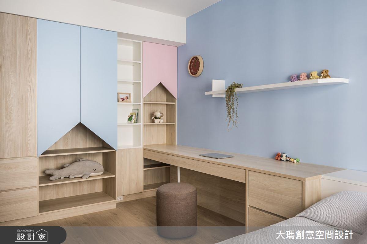 42坪新成屋(5年以下)_現代風臥室案例圖片_大瑪創意空間設計有限公司_大瑪_23之16