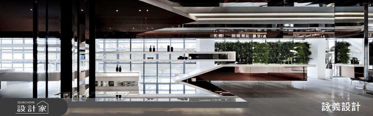 500坪_現代風商業空間案例圖片_詠義設計/劉榮祿國際空間設計_詠義_太極之勢之1