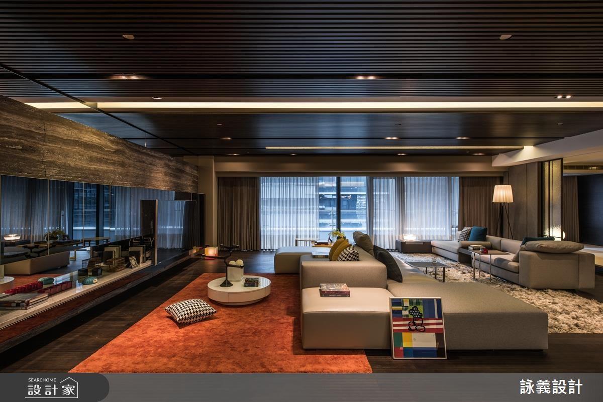 打破制式空間框架!來自荷蘭風格派的百坪藝術宅!