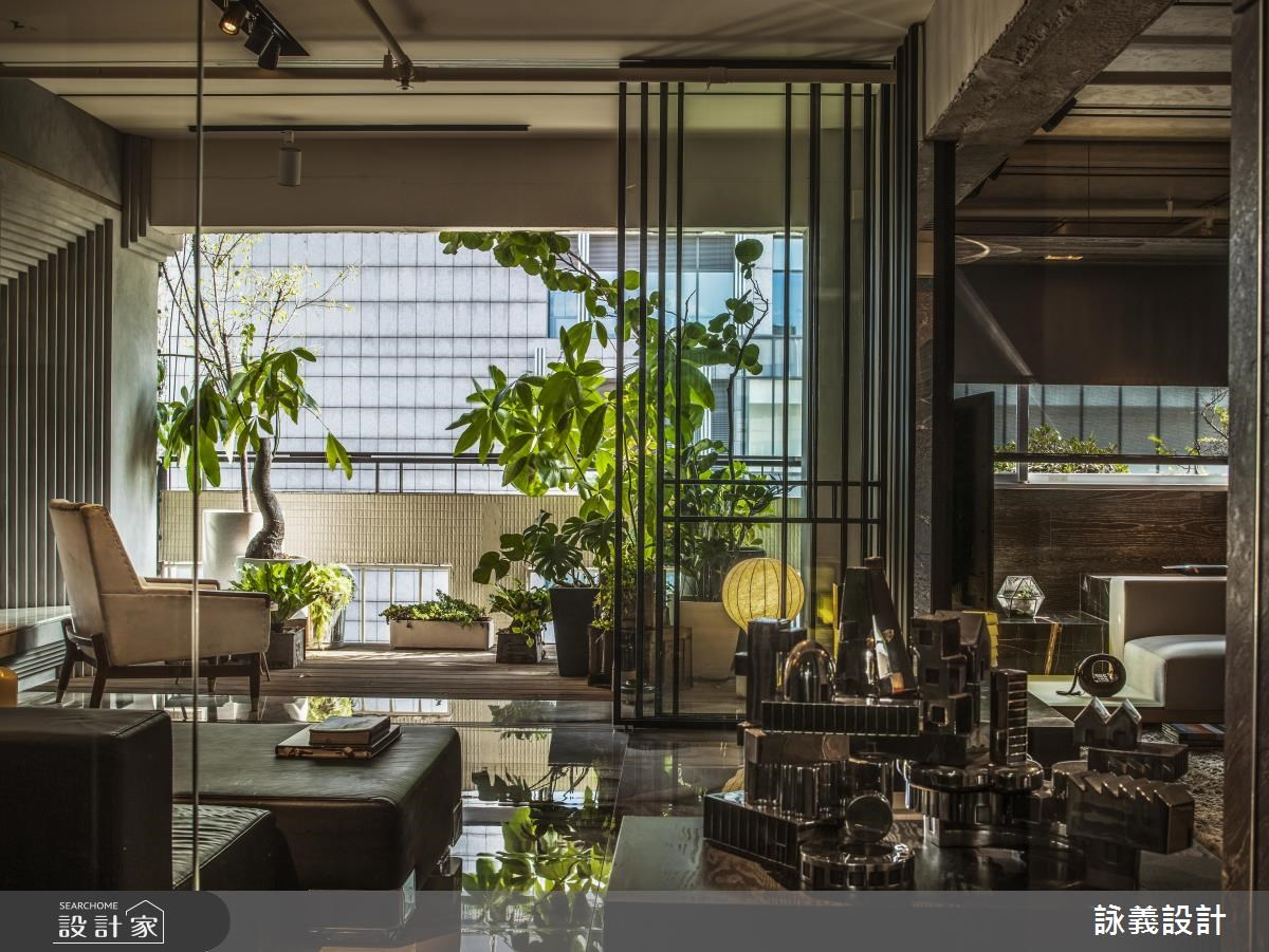 36坪新成屋(5年以下)_現代風商業空間案例圖片_詠義設計/劉榮祿國際空間設計_詠義_世外之境之8
