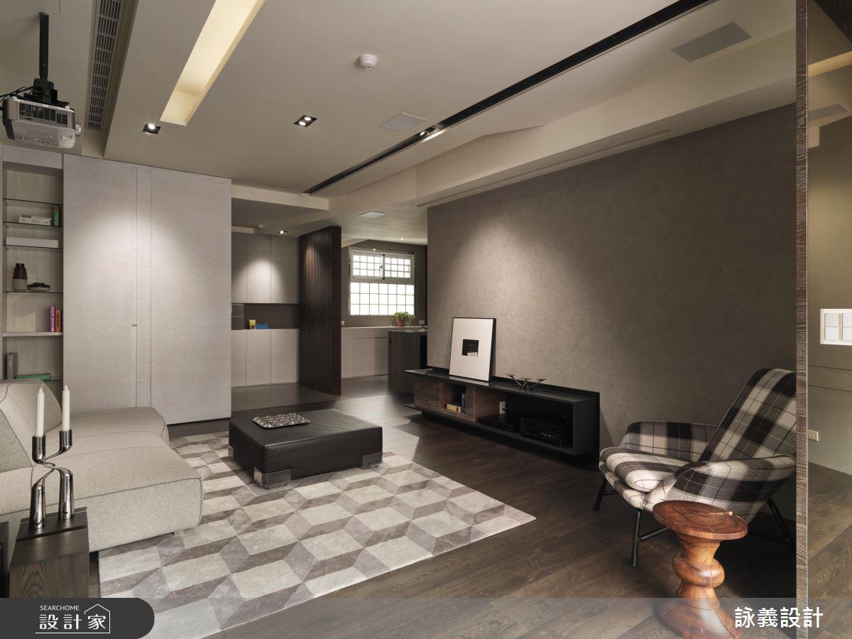 新成屋(5年以下)_現代風客廳案例圖片_詠義設計/劉榮祿國際空間設計_詠義_寧靜之2