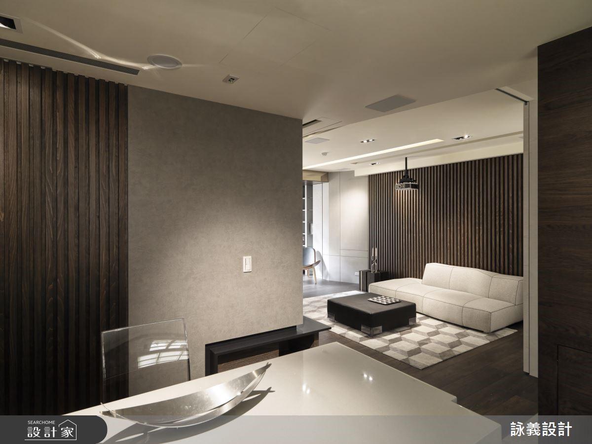 新成屋(5年以下)_現代風客廳案例圖片_詠義設計/劉榮祿國際空間設計_詠義_寧靜之5