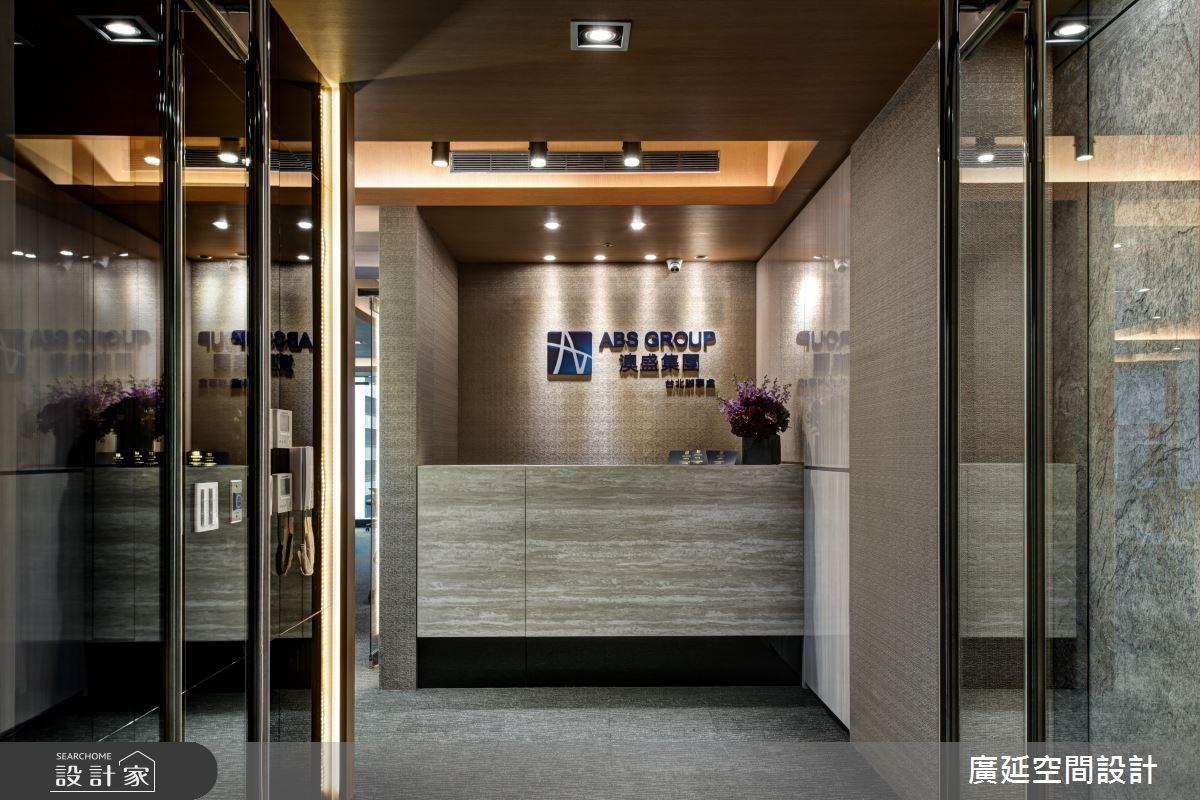 40坪新成屋(5年以下)_現代風商業空間案例圖片_廣延空間設計_廣延_01之2