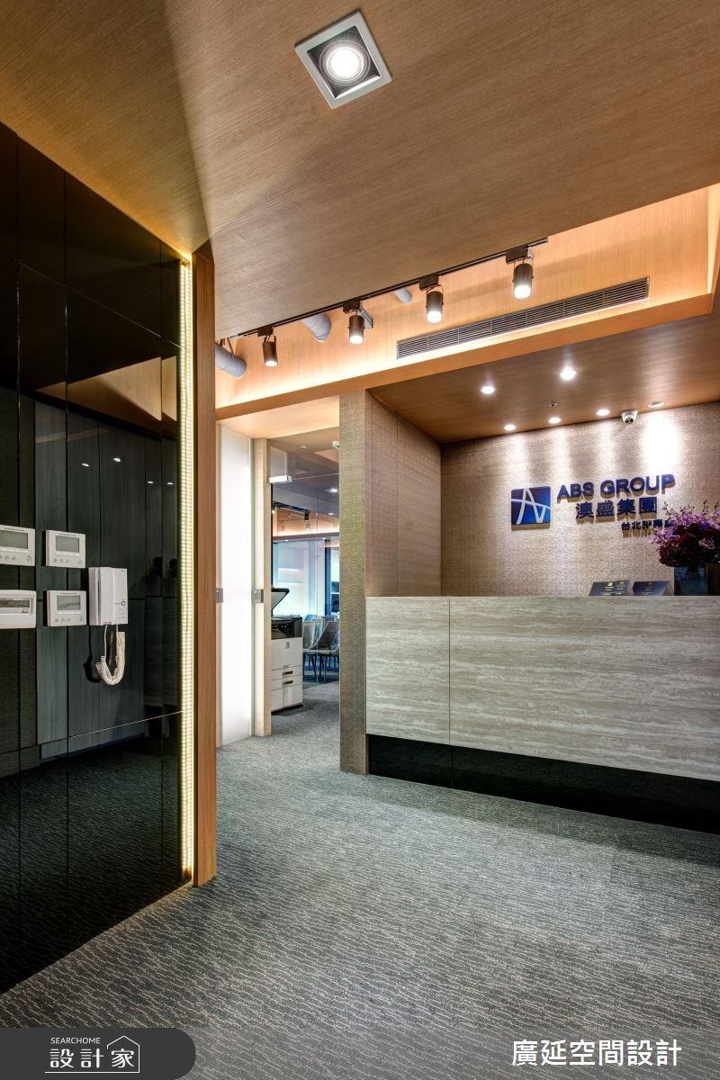 40坪新成屋(5年以下)_現代風商業空間案例圖片_廣延空間設計_廣延_01之6