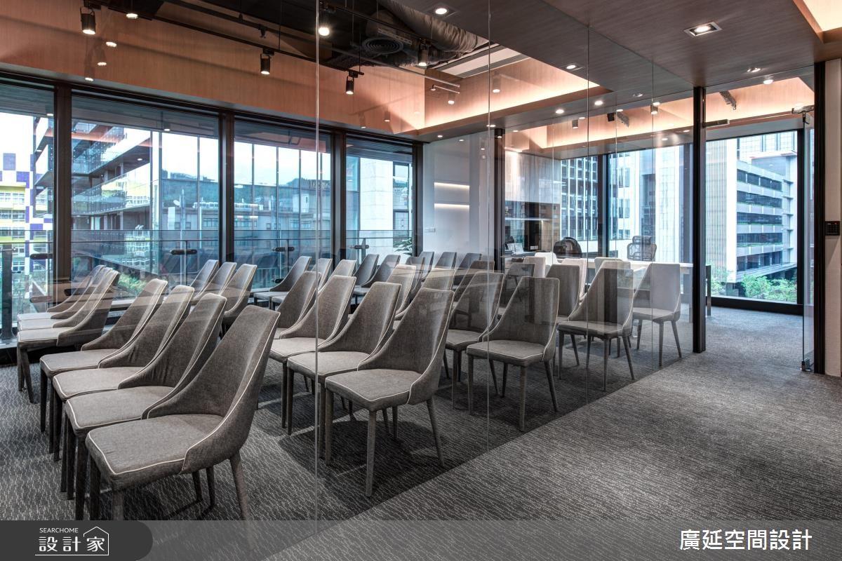 40坪新成屋(5年以下)_現代風商業空間案例圖片_廣延空間設計_廣延_01之8