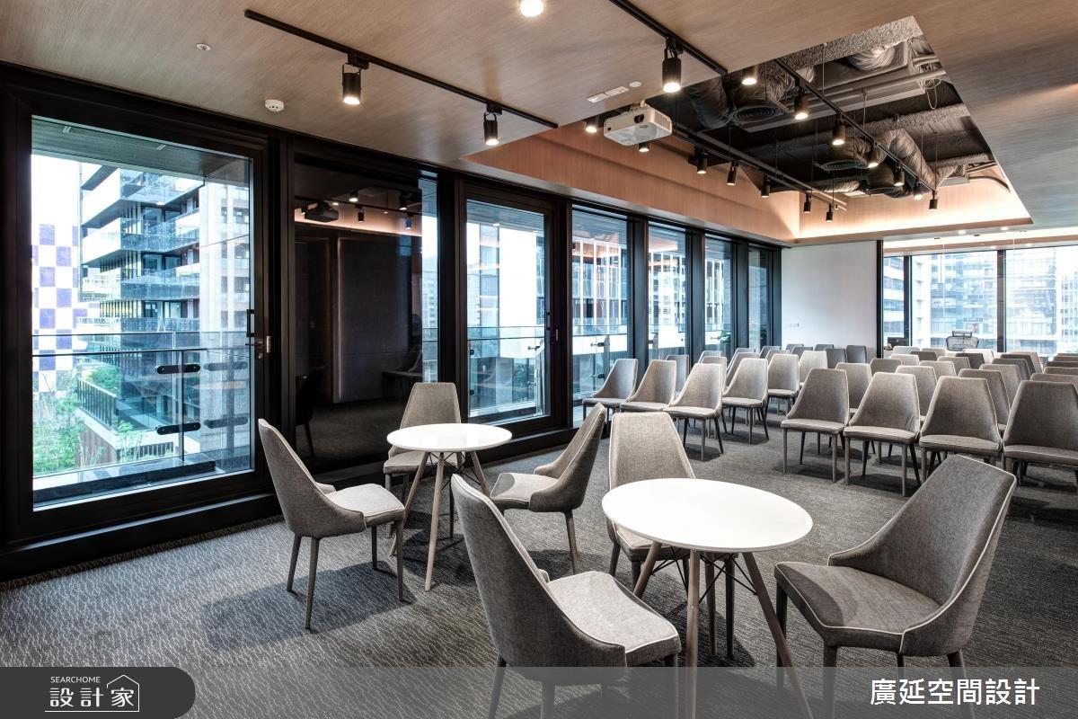 40坪新成屋(5年以下)_現代風商業空間案例圖片_廣延空間設計_廣延_01之11