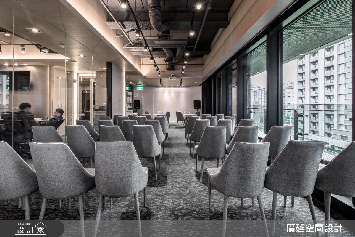 40坪新成屋(5年以下)_現代風商業空間案例圖片_廣延空間設計_廣延_01之13