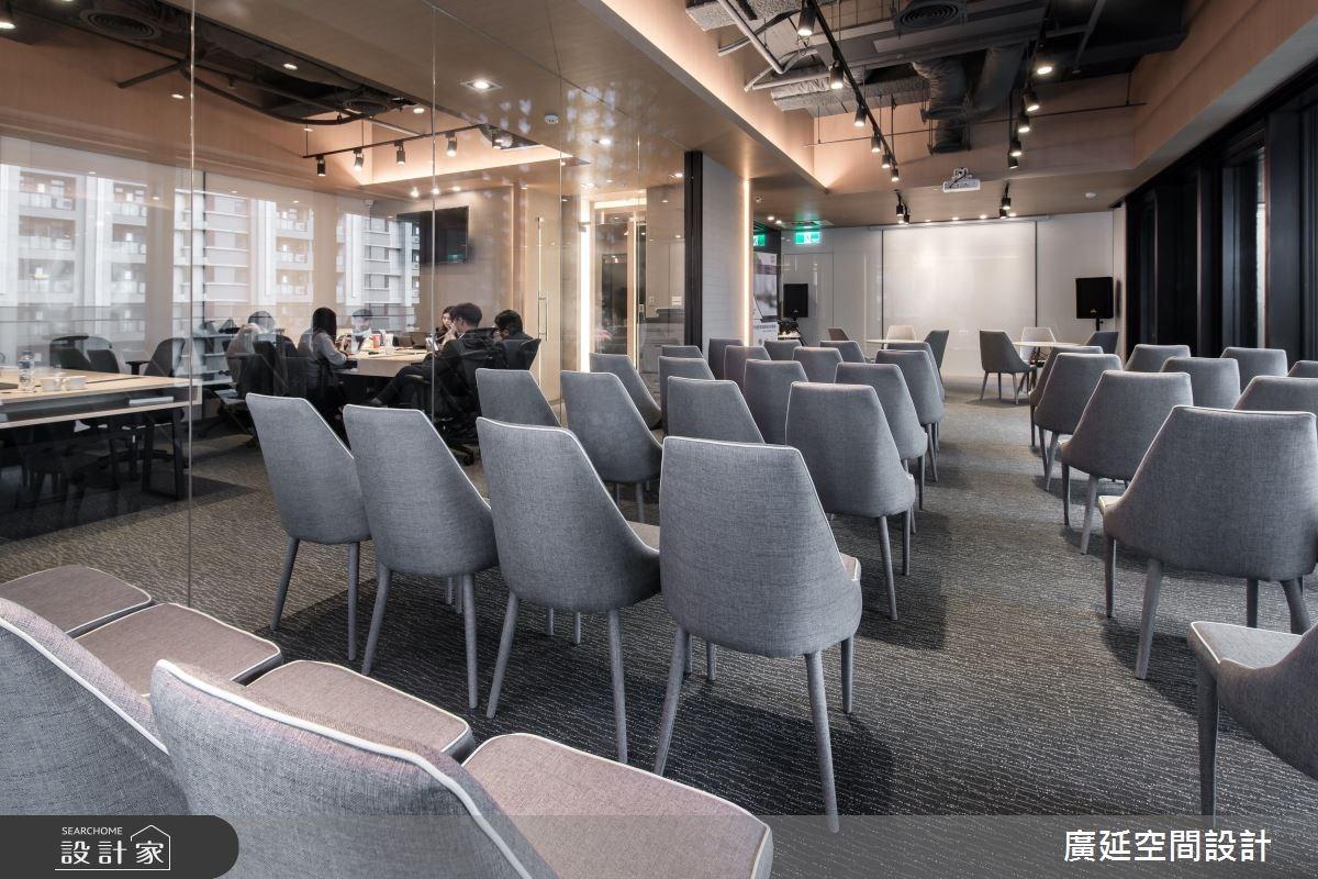 40坪新成屋(5年以下)_現代風商業空間案例圖片_廣延空間設計_廣延_01之14