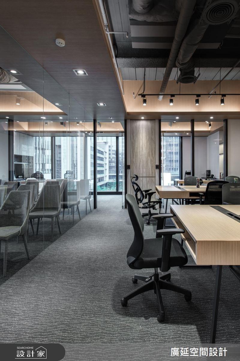 40坪新成屋(5年以下)_現代風商業空間案例圖片_廣延空間設計_廣延_01之16