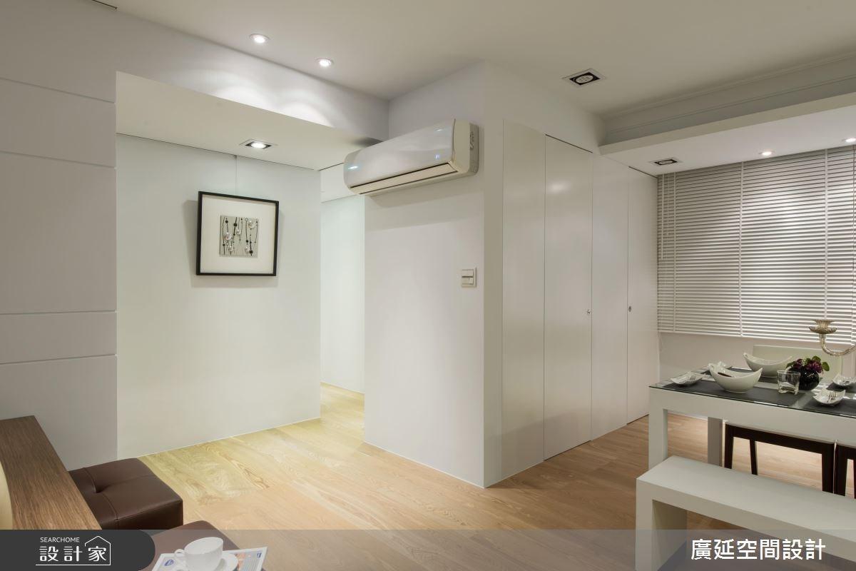35坪老屋(16~30年)_現代風客廳案例圖片_廣延空間設計_廣延_06之24