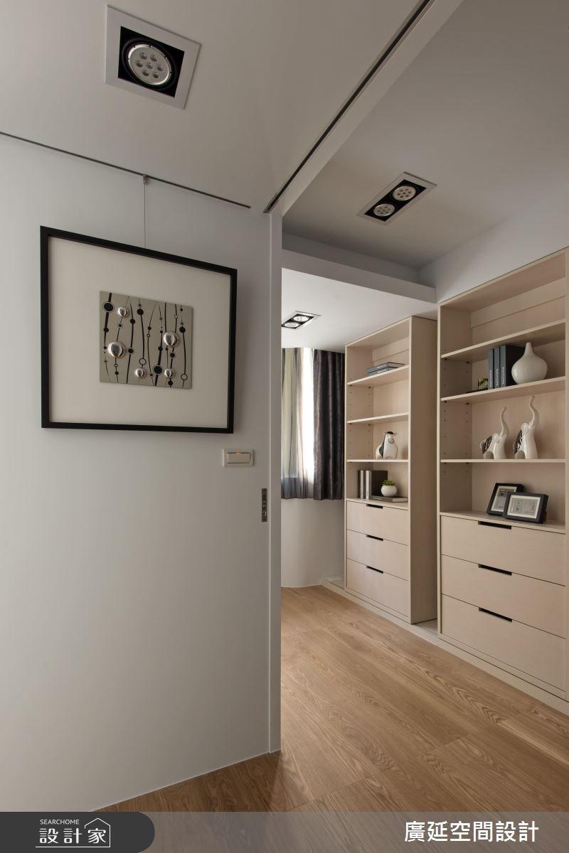 35坪老屋(16~30年)_現代風案例圖片_廣延空間設計_廣延_06之30