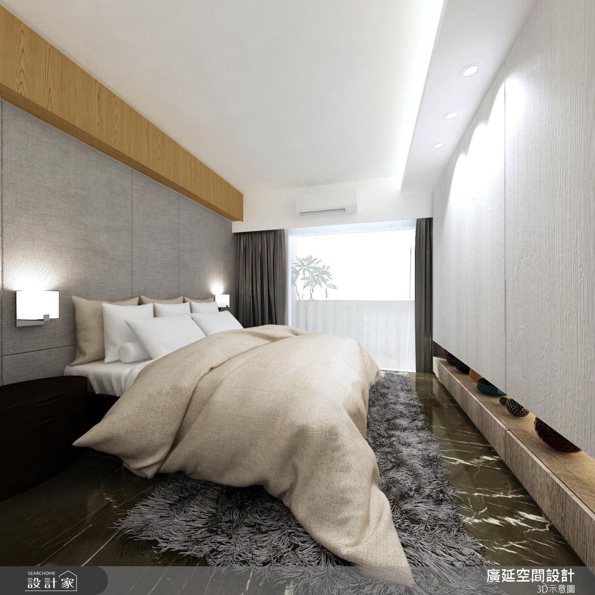 45坪新成屋(5年以下)_新古典案例圖片_廣延空間設計_廣延_08之4