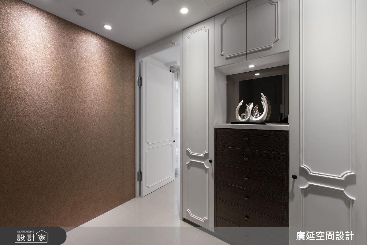 40坪新成屋(5年以下)_新古典案例圖片_廣延空間設計_廣延_13之3
