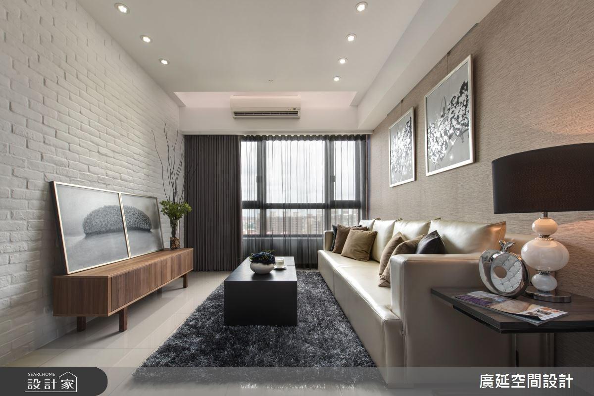 30坪新成屋(5年以下)_混搭風案例圖片_廣延空間設計_廣延_19之5