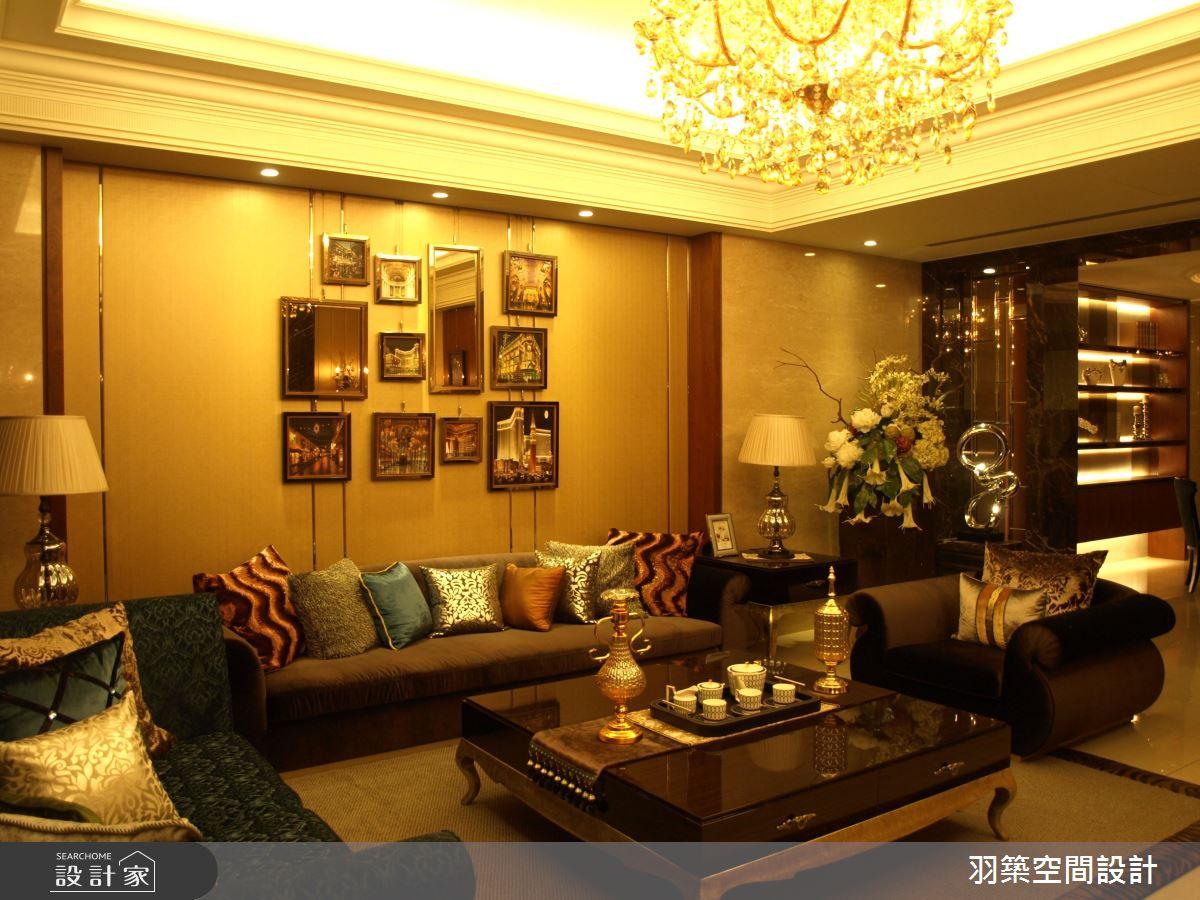 奢華公領域x客製化臥房 獻給你的夢想透天別墅