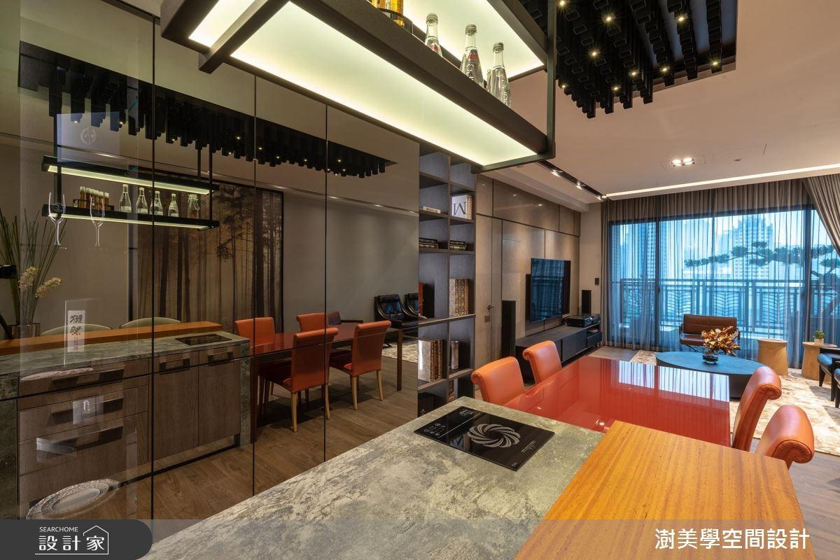 40坪新成屋(5年以下)_現代風案例圖片_澍美學室內裝修設計有限公司_澍美學_11之4