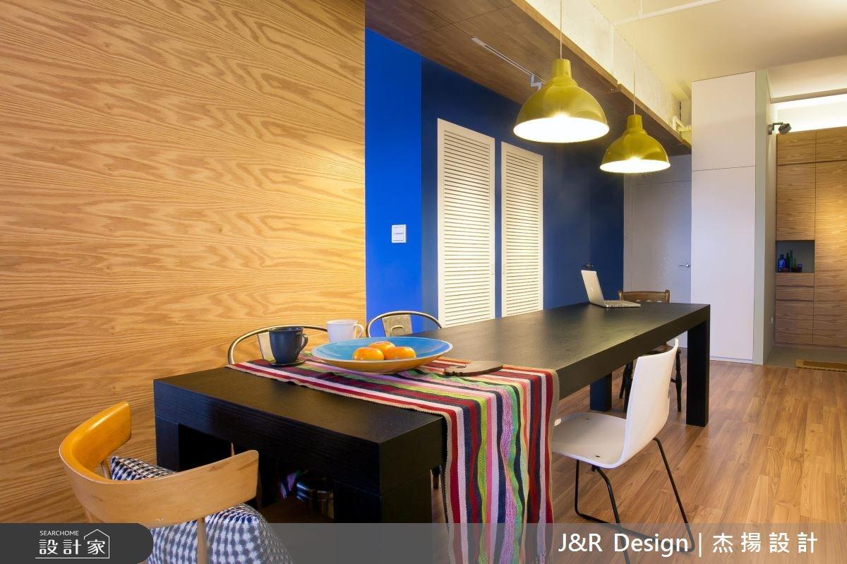 17坪預售屋_現代風餐廳案例圖片_杰揚設計有限公司_杰揚_01之4