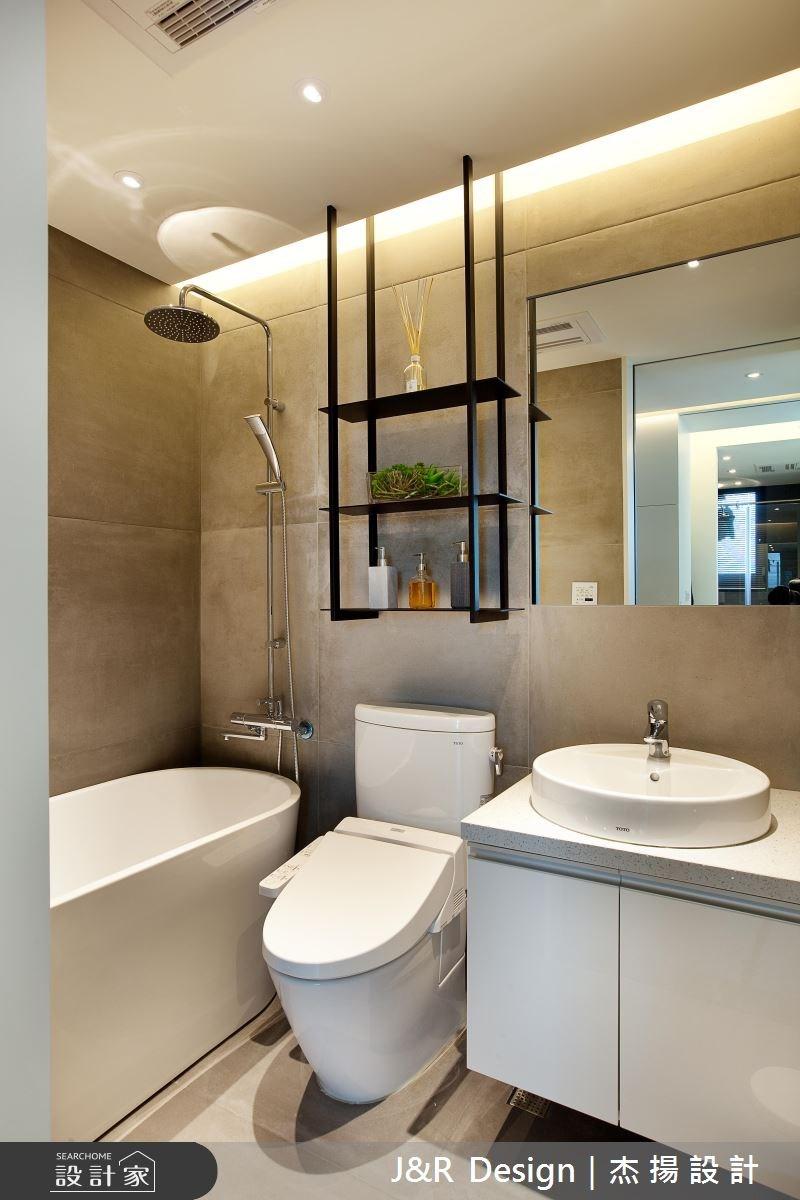 20坪預售屋_工業風浴室案例圖片_杰揚設計有限公司_杰揚_04之11