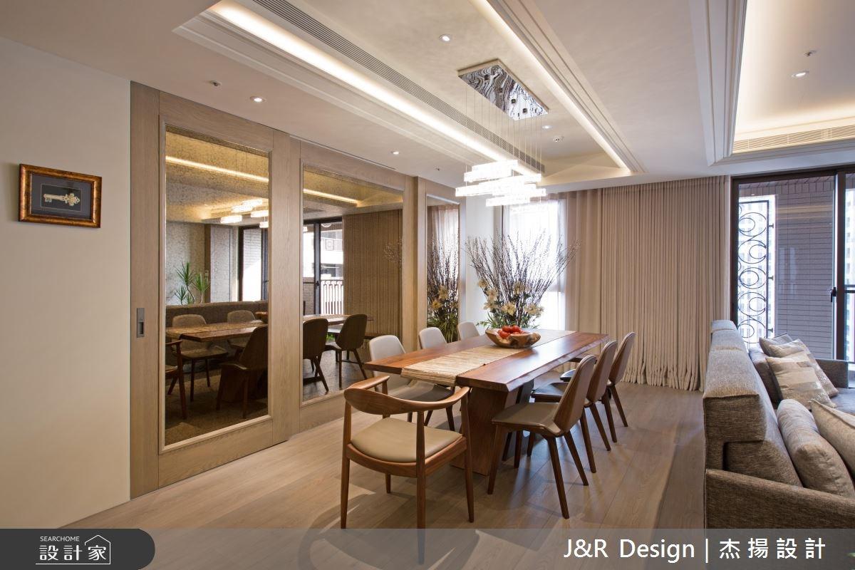 50坪預售屋_混搭風餐廳案例圖片_杰揚設計有限公司_杰揚_09之6