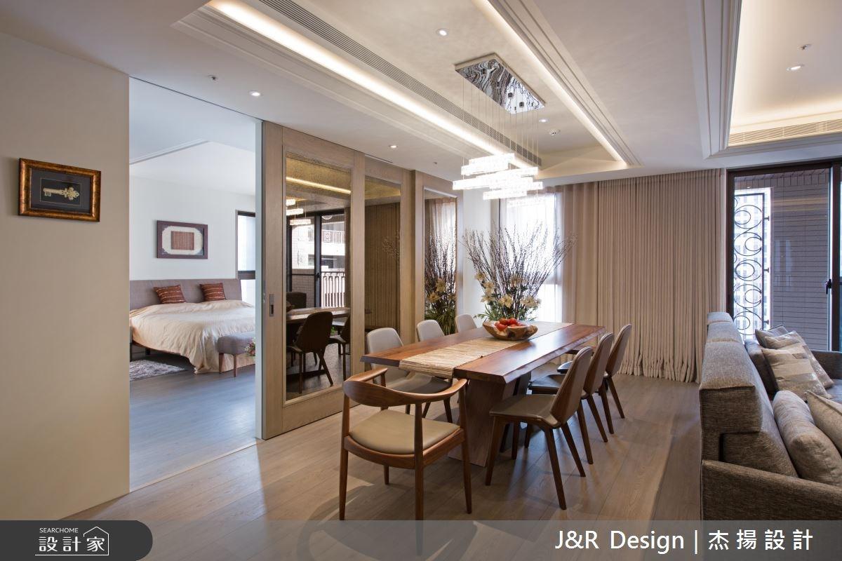 50坪預售屋_混搭風餐廳案例圖片_杰揚設計有限公司_杰揚_09之7