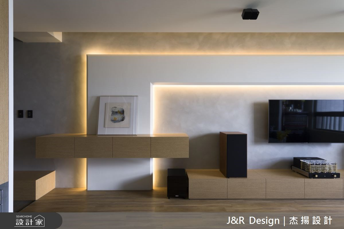 24坪新成屋(5年以下)_混搭風客廳案例圖片_杰揚設計有限公司_杰揚_10之4