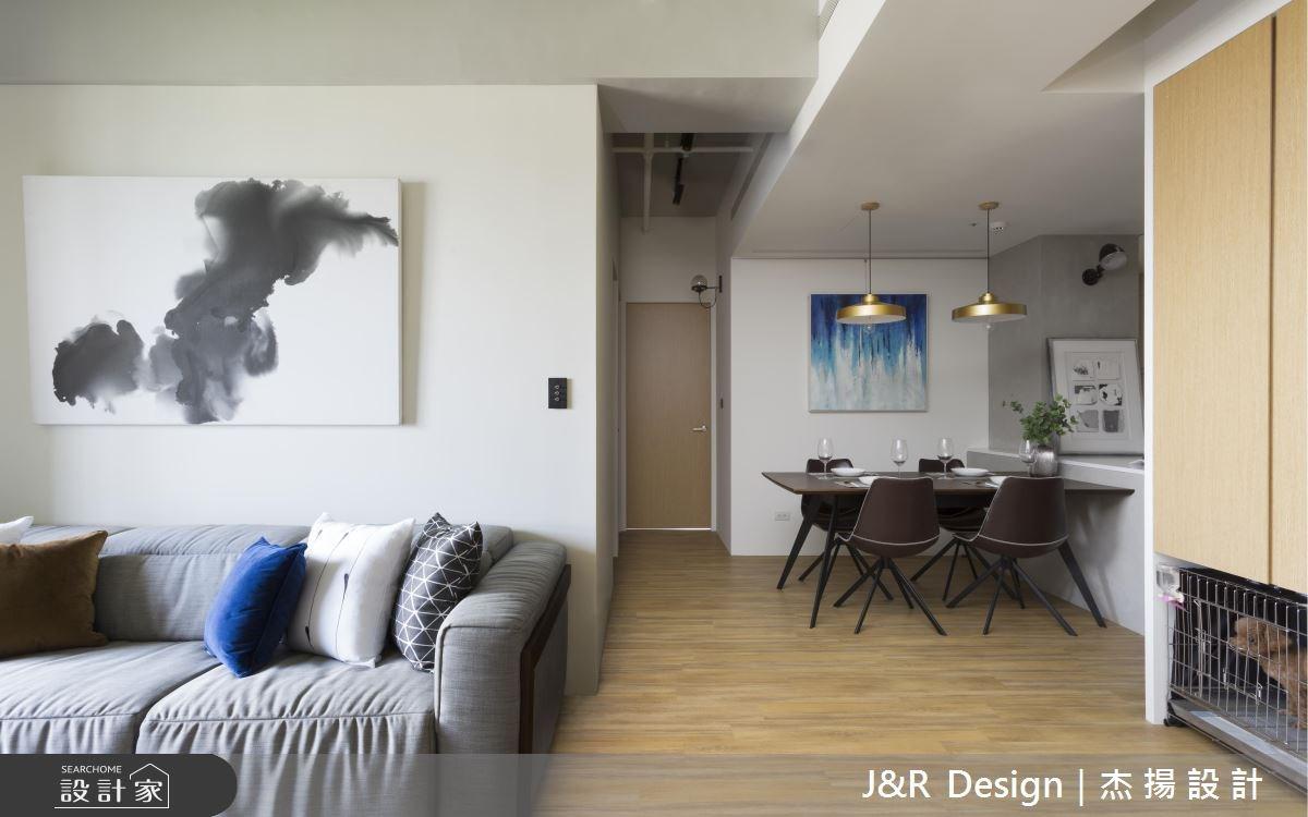 24坪新成屋(5年以下)_混搭風餐廳案例圖片_杰揚設計有限公司_杰揚_10之10