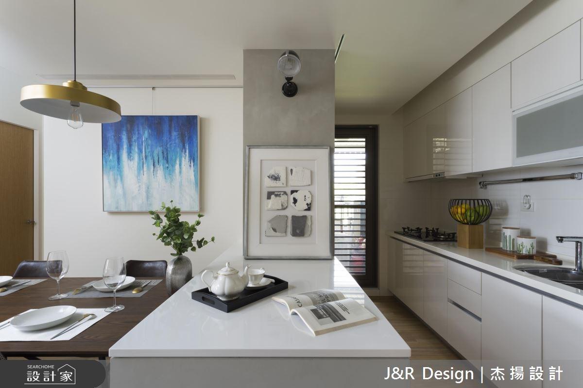 24坪新成屋(5年以下)_混搭風餐廳案例圖片_杰揚設計有限公司_杰揚_10之13