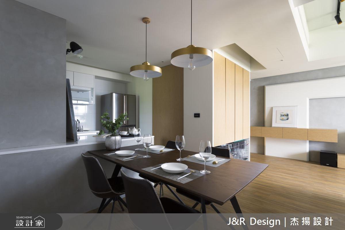 24坪新成屋(5年以下)_混搭風餐廳案例圖片_杰揚設計有限公司_杰揚_10之14