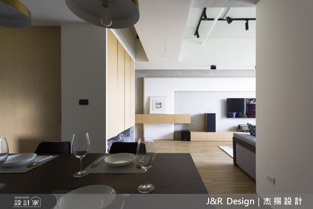 24坪新成屋(5年以下)_混搭風餐廳案例圖片_杰揚設計有限公司_杰揚_10之15