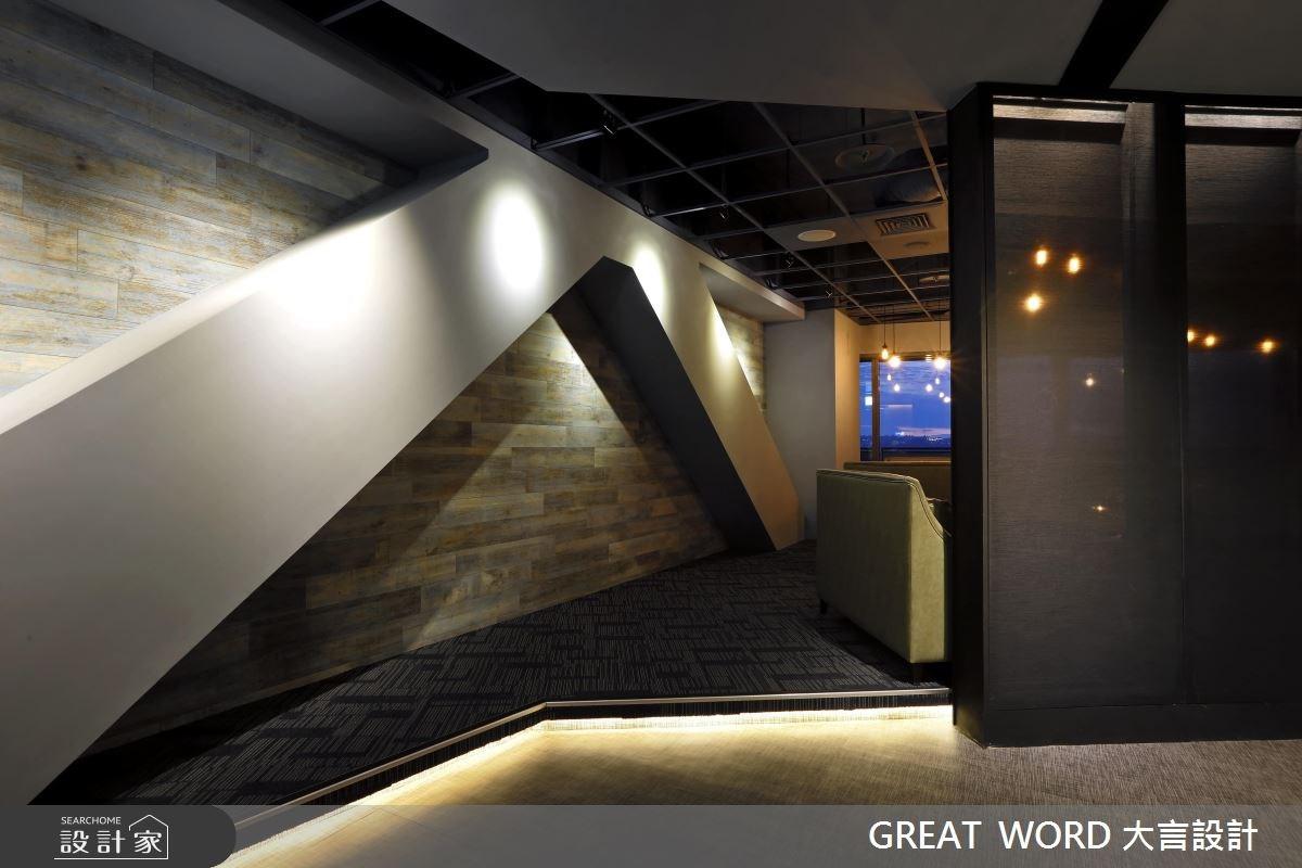 180坪新成屋(5年以下)_混搭風案例圖片_大言室內裝修有限公司_大言_02之1