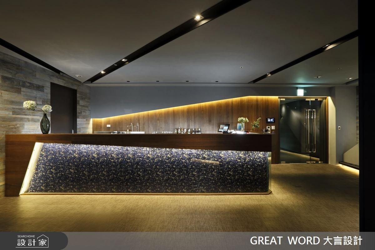180坪新成屋(5年以下)_混搭風案例圖片_大言室內裝修有限公司_大言_02之2