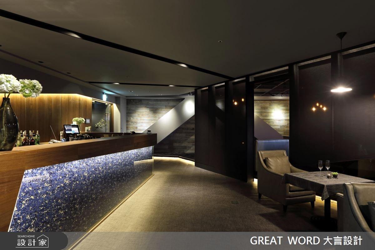 180坪新成屋(5年以下)_混搭風案例圖片_大言室內裝修有限公司_大言_02之3