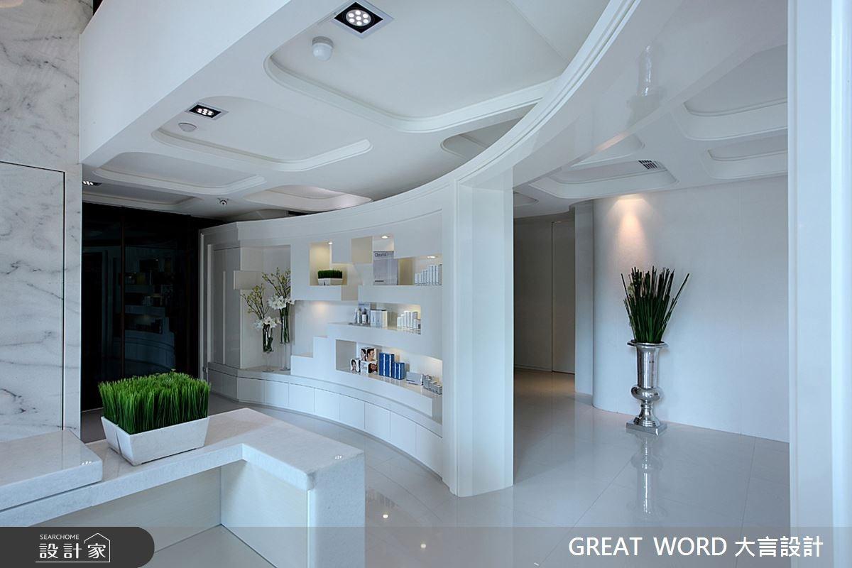 200坪新成屋(5年以下)_現代風案例圖片_大言室內裝修有限公司_大言_05之1