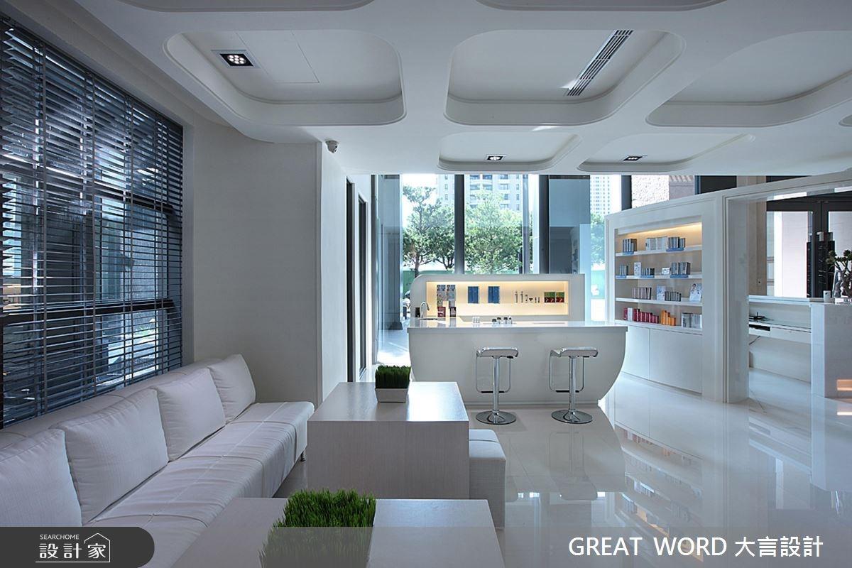 200坪新成屋(5年以下)_現代風案例圖片_大言室內裝修有限公司_大言_05之3