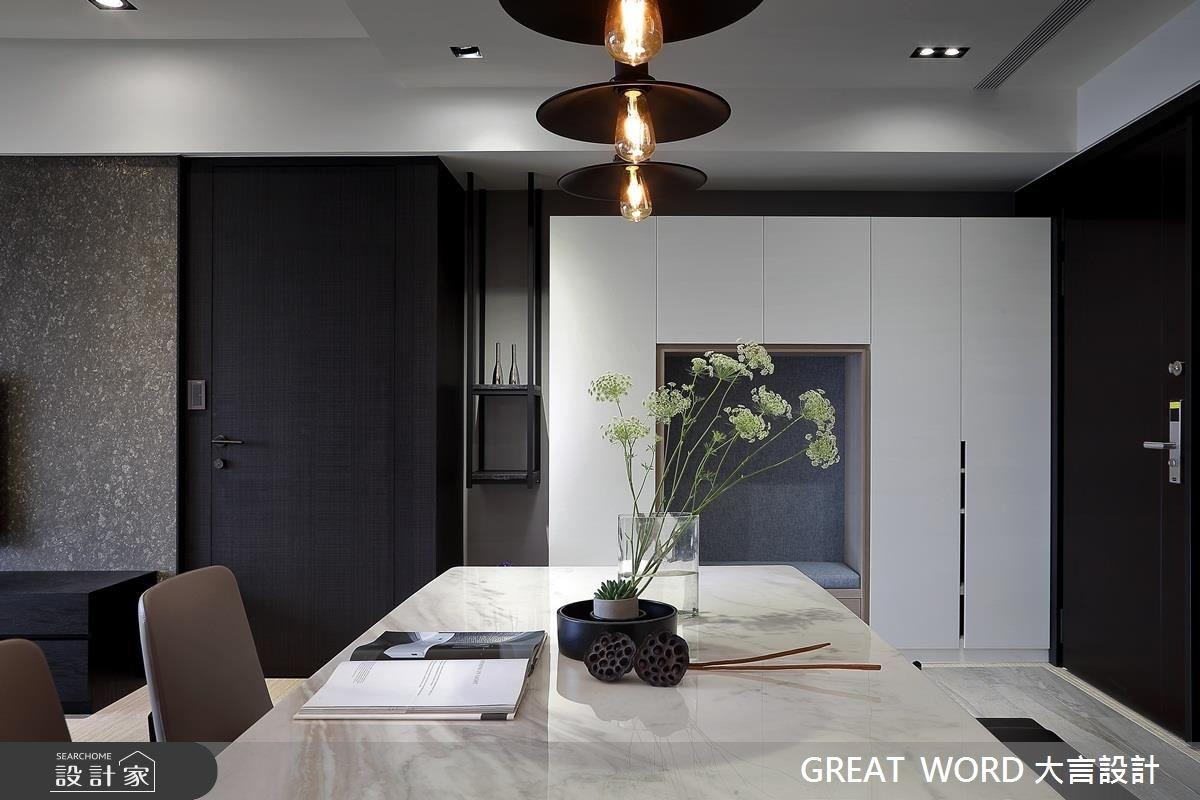 56坪新成屋(5年以下)_現代風案例圖片_大言室內裝修有限公司_大言_07之1