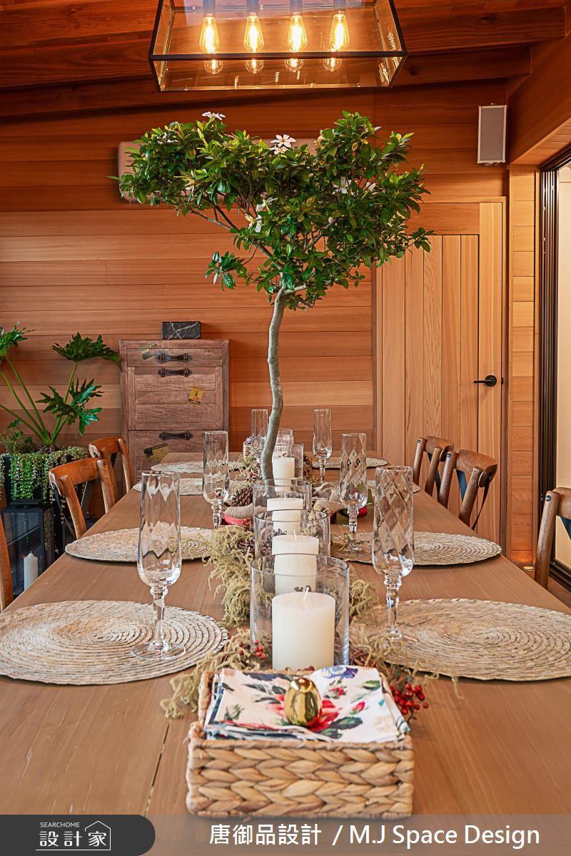 70坪新成屋(5年以下)_奢華風餐廳案例圖片_唐御品空間規劃設計公司_唐御品_04之15
