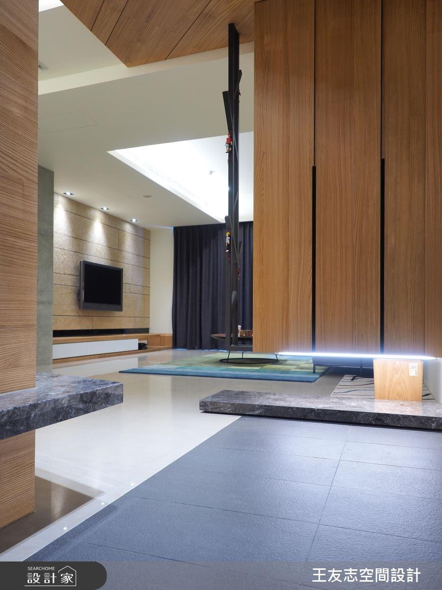 40坪新成屋(5年以下)_北歐風案例圖片_王友志空間設計有限公司_王友志_02之3