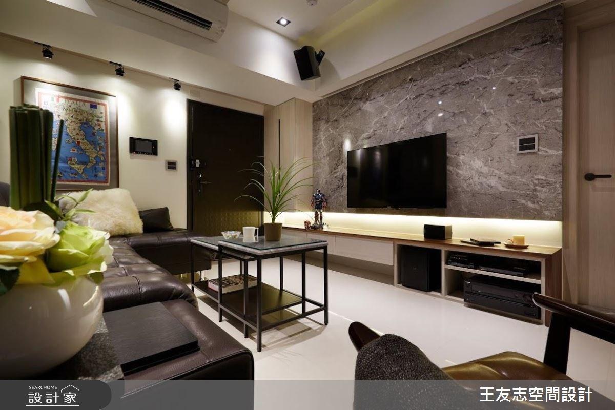 16坪新成屋(5年以下)_工業風案例圖片_王友志空間設計有限公司_王友志_05之1