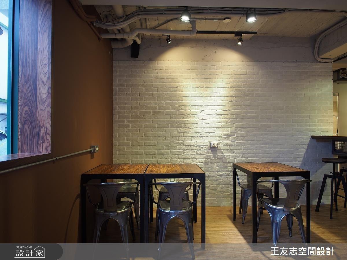 28坪老屋(16~30年)_工業風案例圖片_王友志空間設計有限公司_王友志_07之9
