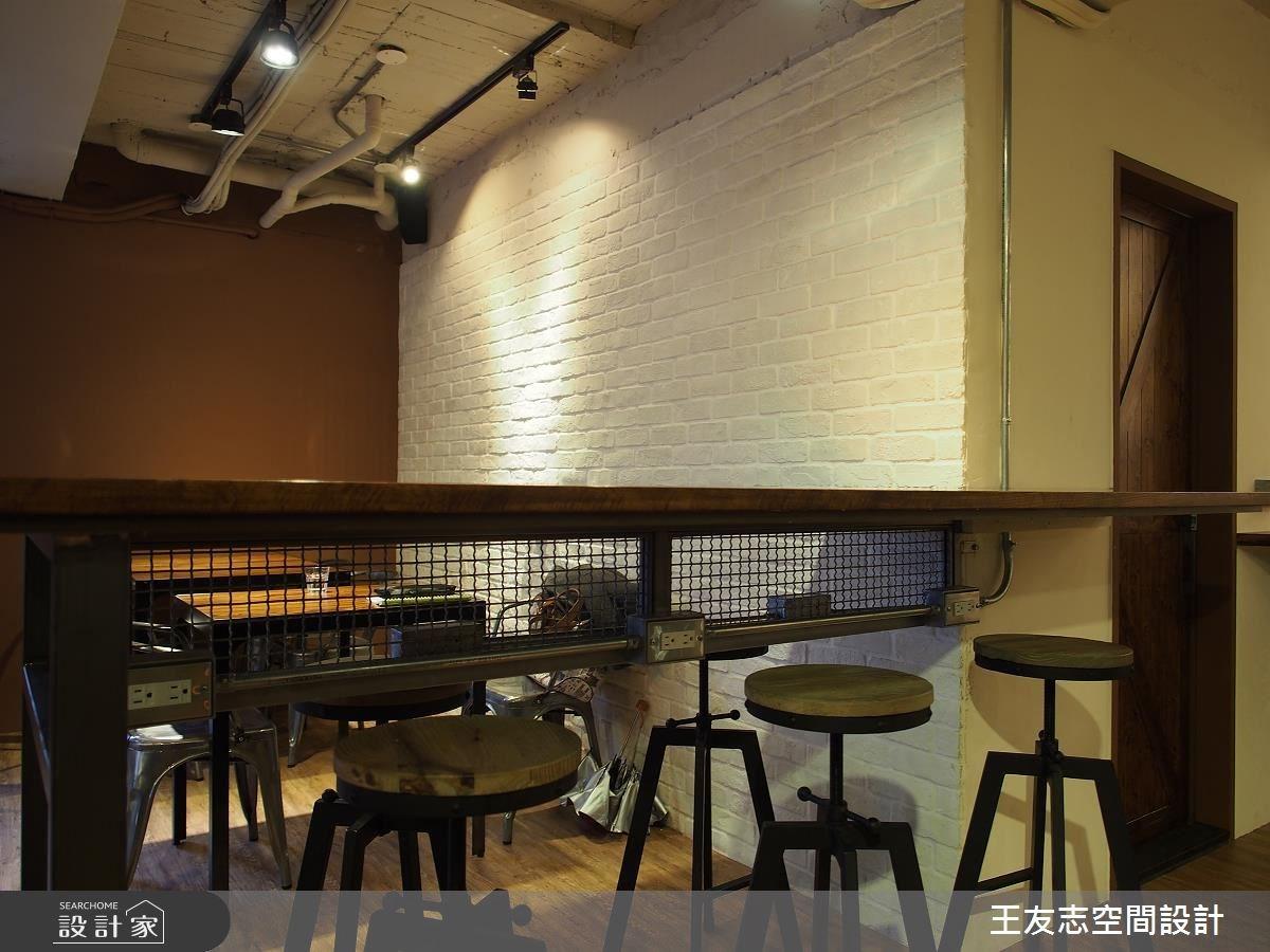 28坪老屋(16~30年)_工業風案例圖片_王友志空間設計有限公司_王友志_07之12