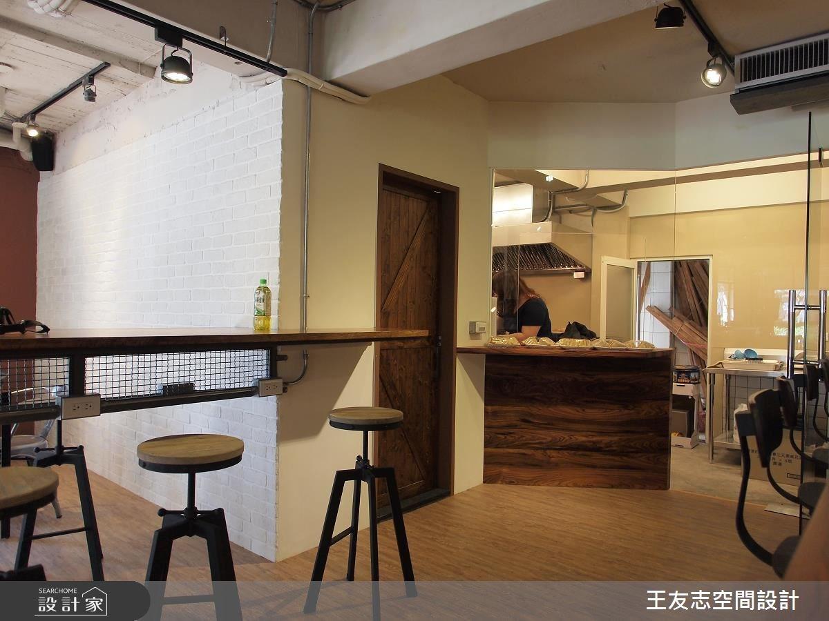 28坪老屋(16~30年)_工業風案例圖片_王友志空間設計有限公司_王友志_07之14