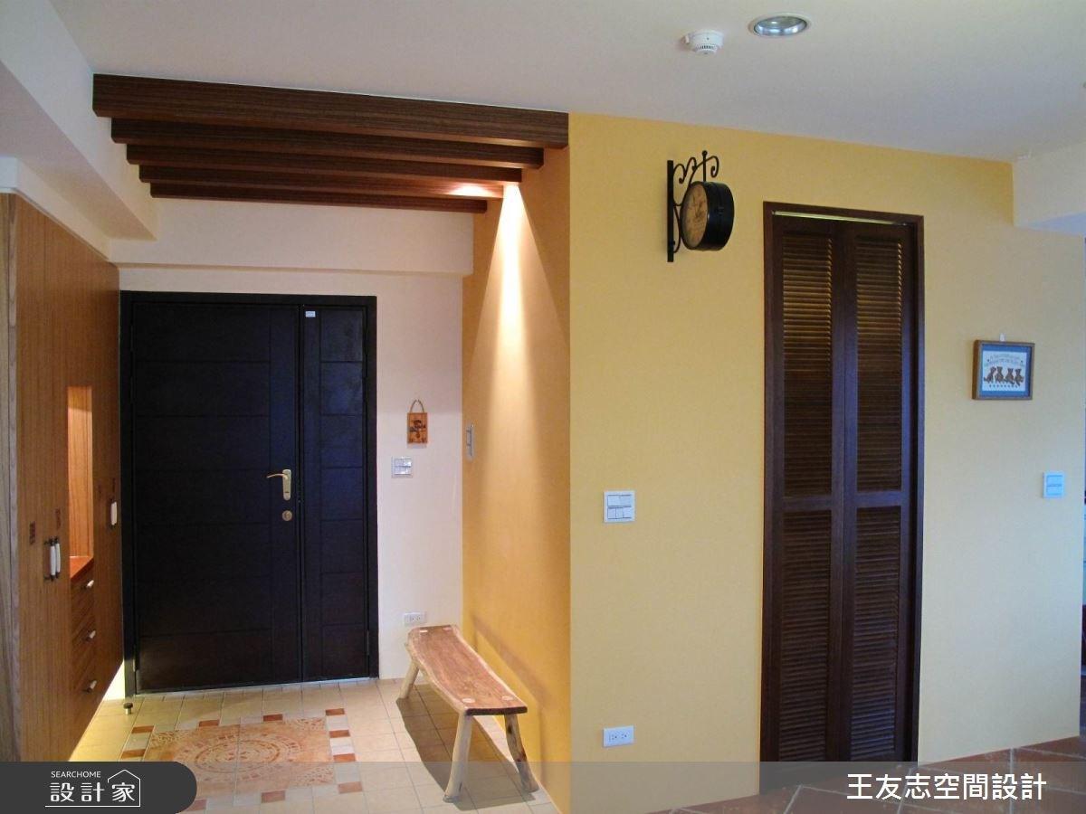 27坪新成屋(5年以下)_鄉村風案例圖片_王友志空間設計有限公司_王友志_08之2