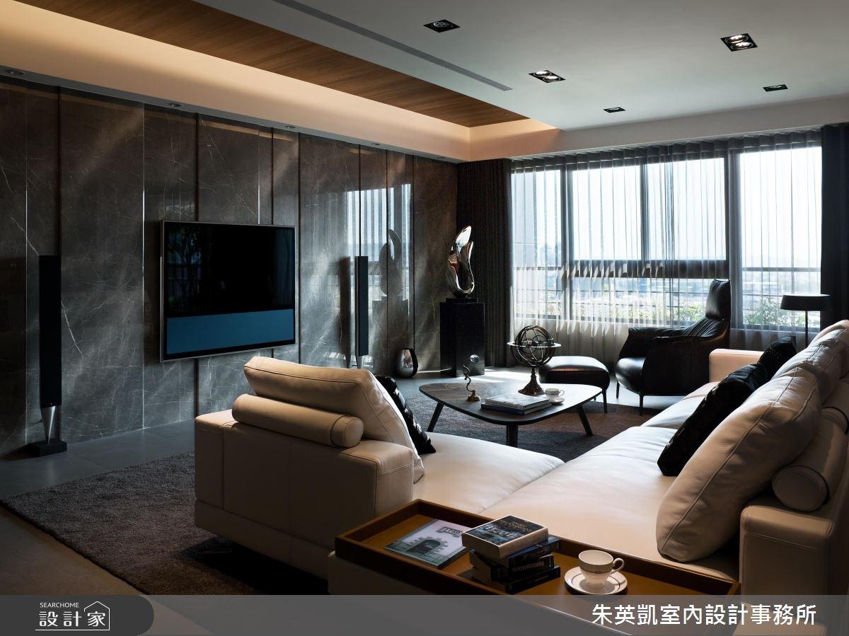 53坪新成屋(5年以下)_現代風客廳案例圖片_朱英凱室內設計事務所_朱英凱_15之4