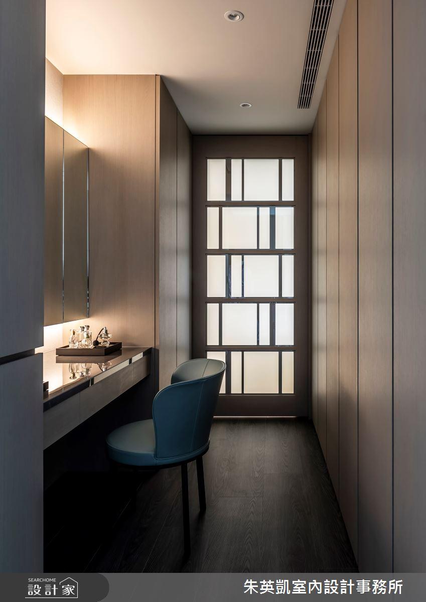 45坪新成屋(5年以下)_現代風更衣間案例圖片_朱英凱室內設計事務所_朱英凱_33之20